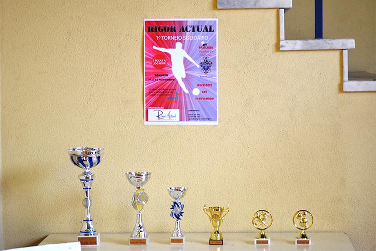 1º Evento de Futebol Solidário 2012
